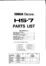 Buy Yamaha HE8W SM P44-P50 E Manual by download Mauritron #257266