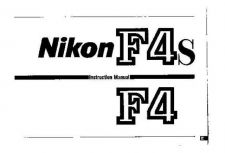 Buy NIKON F5 Parts List (Revised-1) by download Mauritron #266018
