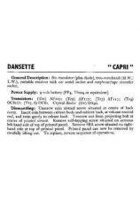 Buy DANSETTE by download #108004