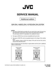 Buy JVC 86620b Service Manual by download Mauritron #273139