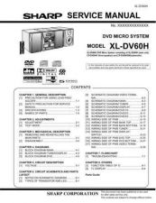 Buy Sharp. XLDV60H_SM_GB Manual by download Mauritron #212139