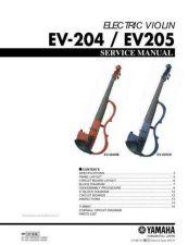 Buy JVC EV204 EV205 F E Service Manual by download Mauritron #251084