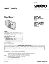 Buy Fisher. Service Manual For VPC-J1EX by download Mauritron #217694