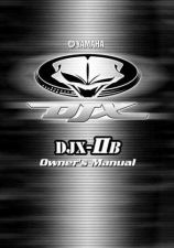 Buy Yamaha DJXIIBE Operating Guide by download Mauritron #247421