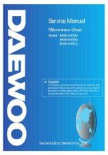 Buy Daewoo R616T0A001(r) Manual by download Mauritron #226420
