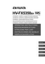 Buy AIWA HVFX5350EHEN Technical Information by download #117129
