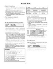 Buy GOLDSTAR CE20J3RX 075A(RPL) Service Information by download #112159