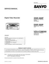 Buy Fisher Service Manual For DSR-300P by download Mauritron #217066