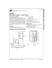 Buy SONY m52743 Technical by download #105028