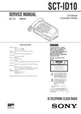 Buy SONY SLC6UB Operating Guide Technical Info by download #105119