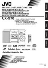 Buy JVC UX-G70[2] Service Manual by download Mauritron #272812
