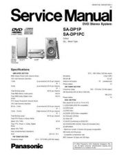 Buy Panasonic sapm17-sm Service Manual by download Mauritron #268711