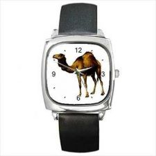 Buy Camel Unisex Animal Art Wrist Watch NEW