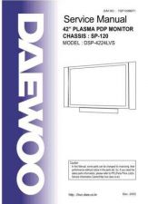 Buy Daewoo. CHASSIS CP-093F by download Mauritron #212642