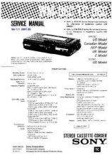 Buy Sony WM-D6C-TC-D6C Service Manual. by download Mauritron #245635