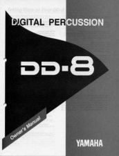 Buy Yamaha DD8E Operating Guide by download Mauritron #247381