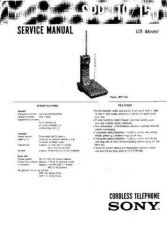 Buy Sony SPP-111 Service Manual. by download Mauritron #244358