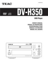 Buy Teac DV-H350(EFGIS) Service Manual by download Mauritron #223713