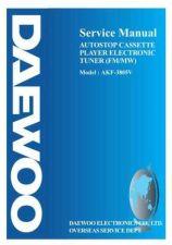 Buy Daewoo. SM_AMI-230_(E). Manual by download Mauritron #213247