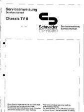Buy SCHNEIDER CHASSISTV8 by download #109225