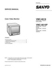 Buy Fisher. VMC-8619P-01 Service Manual by download Mauritron #218934