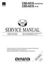 Buy AIWA CSD-ED27U(S),EZ(S),LH(S),HR(S) by download #99980