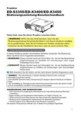 Buy Hitachi ED-X10_X12_2 Service Manual by download Mauritron #262097
