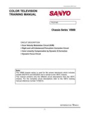Buy Fisher. VB8B_Training_Manual(CTV) Service Manual by download Mauritron #218729