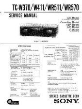 Buy Sony TCM-4300. Service Manual. by download Mauritron #245431