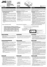 Buy JVC ch-x500_install_nl_es_it-1 Service Manual by download Mauritron #273148