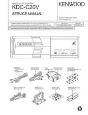 Buy KENWOOD KDC-9R Technical Information by download #118663