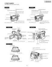 Buy Sharp VLWD450944 Service Manual by download Mauritron #211462