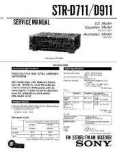 Buy Sony STR-DA2ESDB1080. Service Manual. by download Mauritron #245050