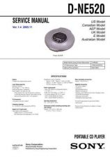 Buy Sony DC-VQ11 Manual by download Mauritron #228654