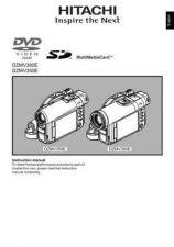 Buy Hitachi DZMV380ESWH_EN Service Manual by download Mauritron #262000