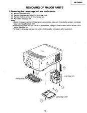 Buy Sharp. XG-E3500_14 Service Manual by download Mauritron #211947