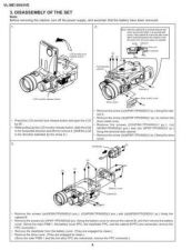 Buy Sharp VLME100465 Service Manual by download Mauritron #211046