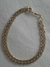 Buy 14K GOLD FILLED MEN WOMEN CHAIN BRACELET / FREE SHIPPING