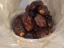Buy NATURAL DATES MADJUOL CANDY CARBOHY YDRATE AVAILABLE ANERGY 1 kg row food