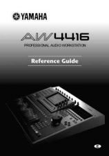 Buy Yamaha AW4416E2 Operating Guide by download Mauritron #246761