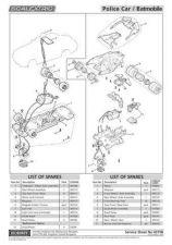 Buy Scalextrix No.375B Batmobile Service Sheets by download Mauritron #206514