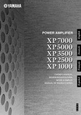 Buy Yamaha XP7000 EN OM E0 Operating Guide by download Mauritron #205579