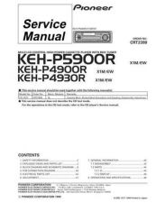 Buy Pioneer C2399 Manual by download Mauritron #227258