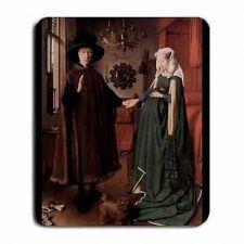 Buy Arnolfini Wedding Jan Van Eyck Art Computer Mouse Pad