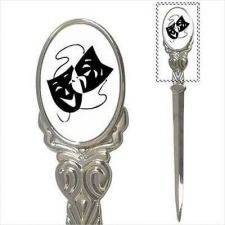 Buy Comedy Tragedy Theater Masks New Letter Opener