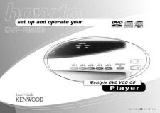 Buy Kenwood DVF-S500 Operating Guide by download Mauritron #221210