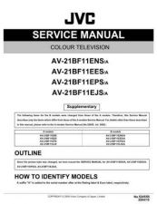 Buy JVC AV-20NT11-PC Service Manual Schematic Circuit. by download Mauritron #269467