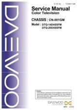 Buy Daewoo. TCN001GEF1_2. Manual by download Mauritron #213942