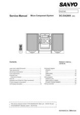 Buy Fisher DC-DA2000(1) Service Manual by download Mauritron #215315