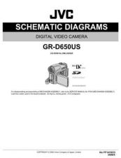 Buy JVC GR-D650US Service Manual. On by download Mauritron #270606